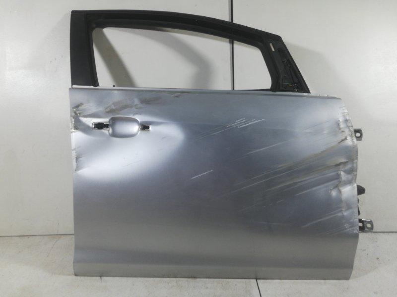 Дверь Opel Astra J P10 A16XER 2012 передняя правая (б/у)