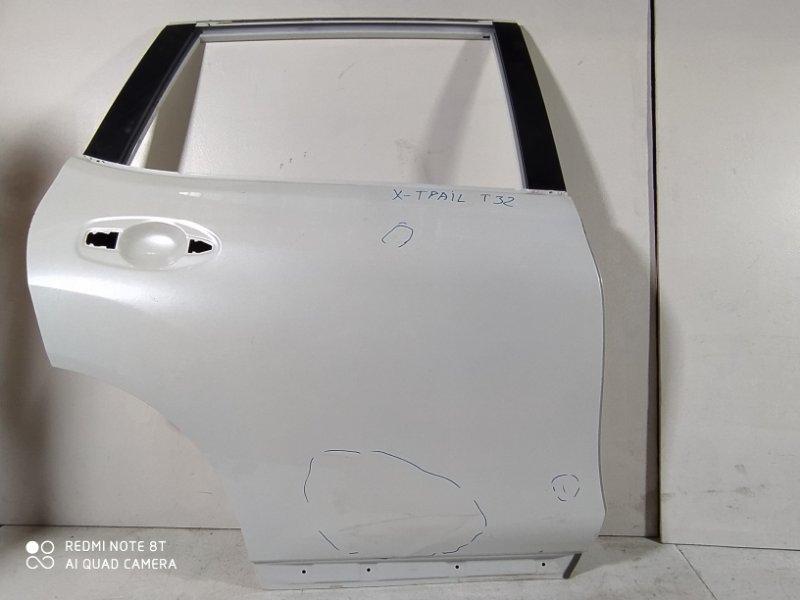 Дверь Nissan X-Trail 3 T32 задняя правая (б/у)