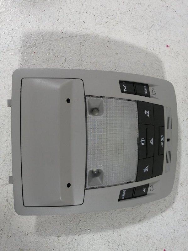 Плафон салонный Lexus Rx AL10 2009 (б/у)