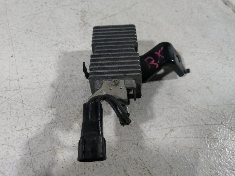 Резистор топливного насоса Lexus Rx AL10 2009 (б/у)