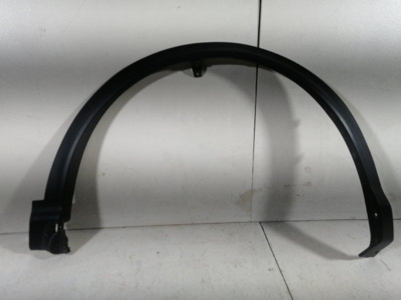 Накладка арки колеса Nissan Qashqai 2 J11 2014> передняя правая (б/у)