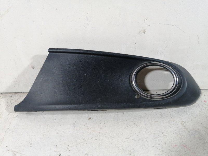 Накладка птф левая Volkswagen Polo MK5 2011> (б/у)