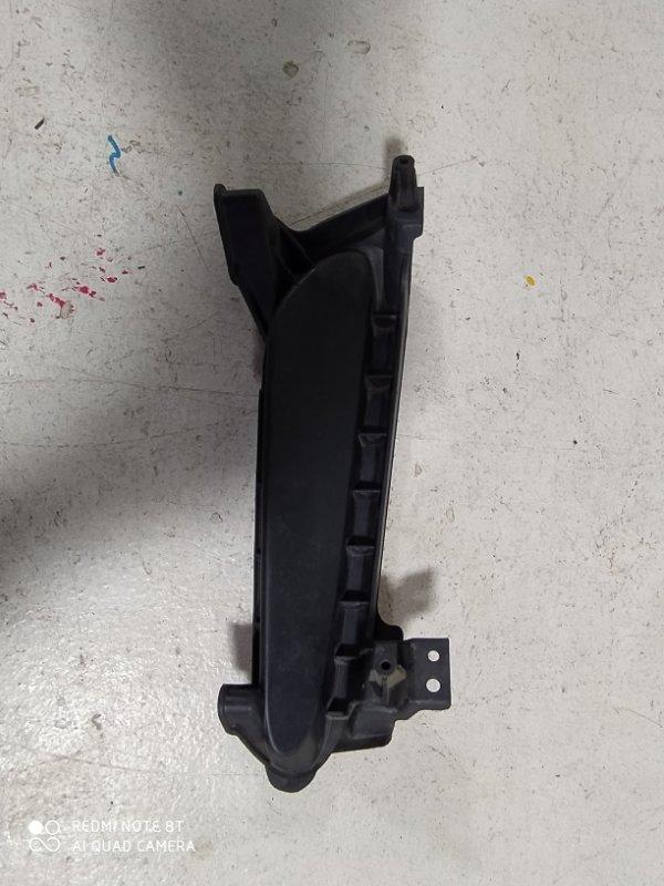 Заглушка бампера Mazda 3 левая (б/у)