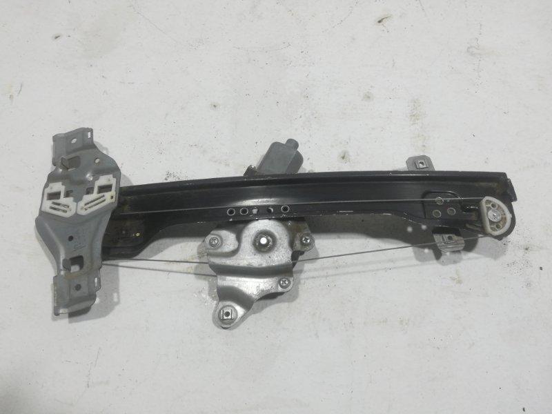 Механизм стеклоподъемника Chevrolet Aveo T300 передний левый (б/у)