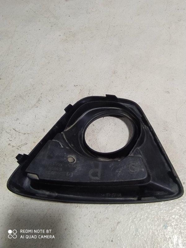 Накладка противотуманной фары Mazda Cx-5 правая (б/у)