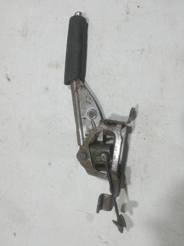 Рычаг стояночного тормоза Skoda Octavia A5 2004 (б/у)