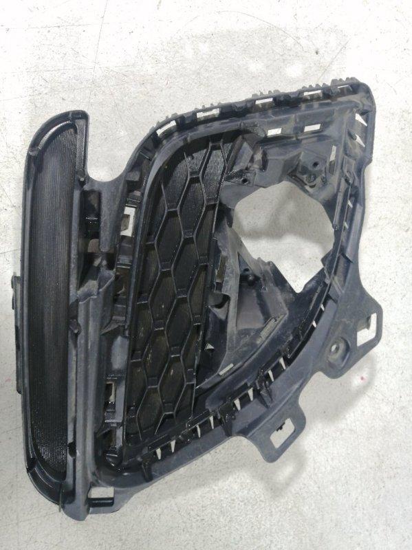 Накладка противотуманной фары Mazda 6 GH L813 2007 передняя правая (б/у)
