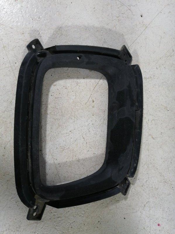 Накладка противотуманной фары Kia Sorento 3 2009> передняя левая (б/у)