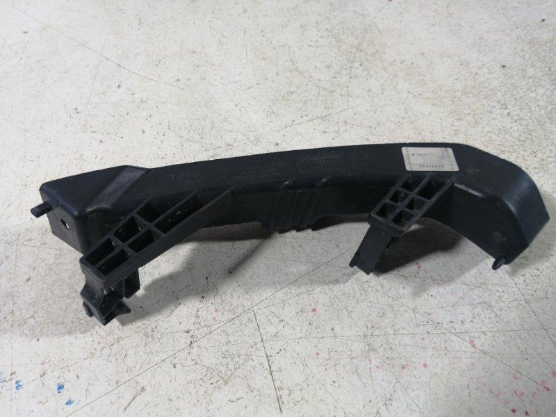 Кронштейн бампера Kia Picanto 3 2011 передний правый (б/у)