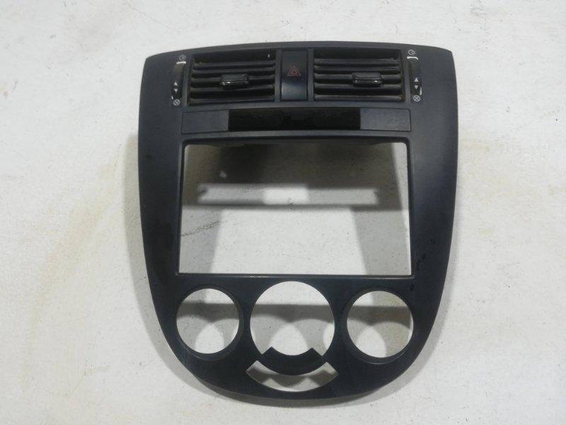 Накладка панели Chevrolet Lacetti 2003 передняя (б/у)