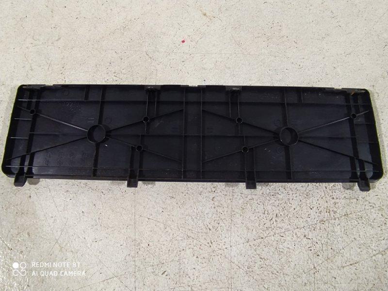 Накладка багажника Toyota Rav4 (б/у)