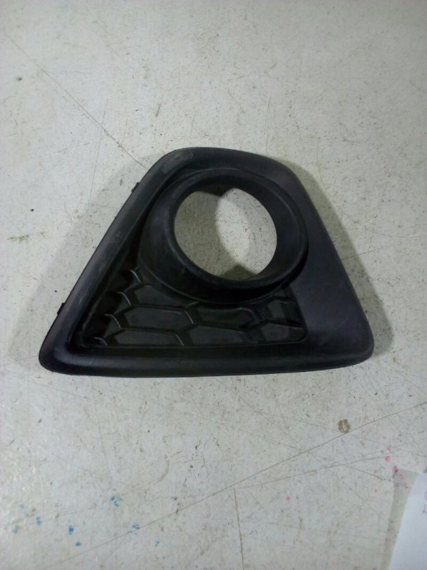 Накладка на фару Mazda Cx-5 передняя левая (б/у)