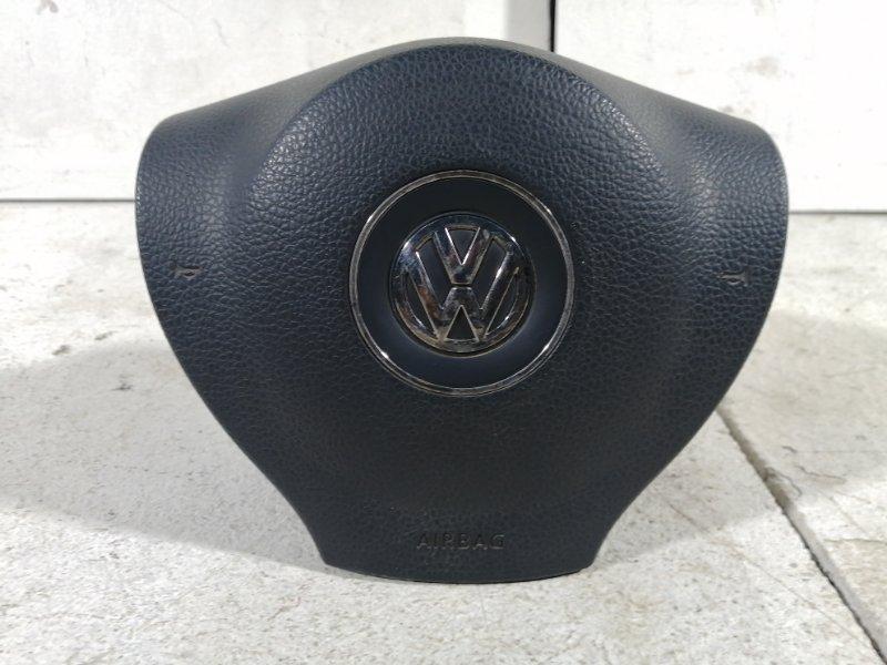 Аирбаг на руль Volkswagen Passat B7 B7 CDAB 2011 (б/у)