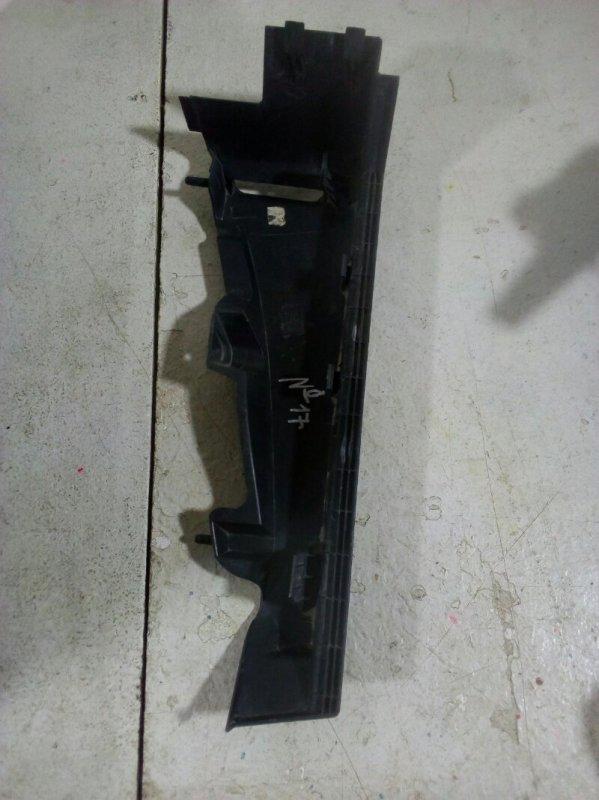 Обшивка задней полки Skoda Octavia A5 (б/у)