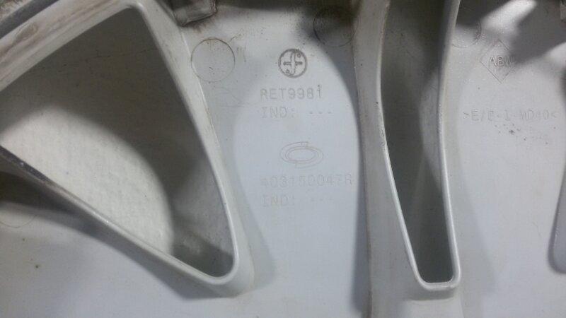 Колпак декор. легкосплавного диска Renault Logan (б/у)