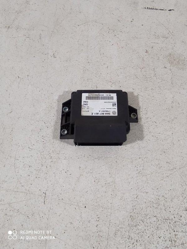 Блок управления парковочным тормозом Volkswagen Passat B7 B7 CDAB 2011 (б/у)