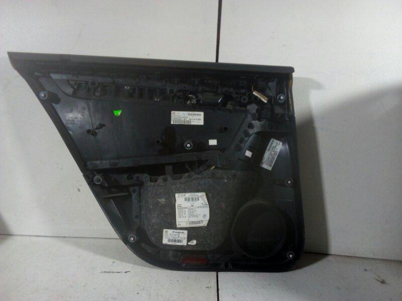 Обшивка двери задней правой Volkswagen Passat B7 B7 CDAB 2011 (б/у)
