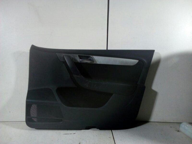 Обшивка двери передней правой Volkswagen Passat B7 B7 CDAB 2011 (б/у)