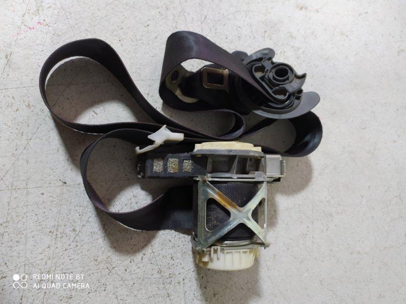 Ремень безопасности Volkswagen Touareg 2 2010 задний левый (б/у)
