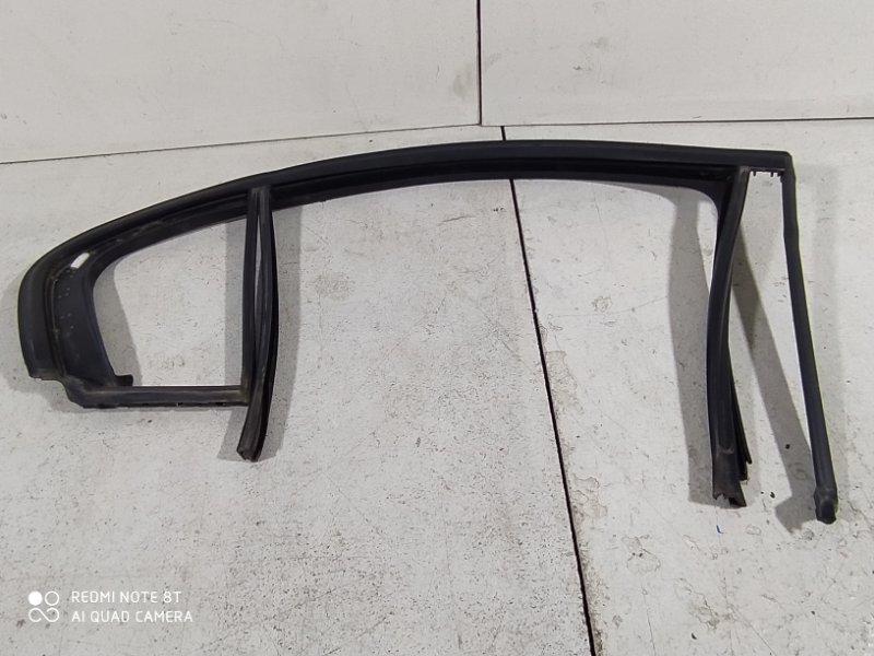 Уплотнительная резинка Volkswagen Passat B7 B7 CDAB 2011 задняя правая (б/у)