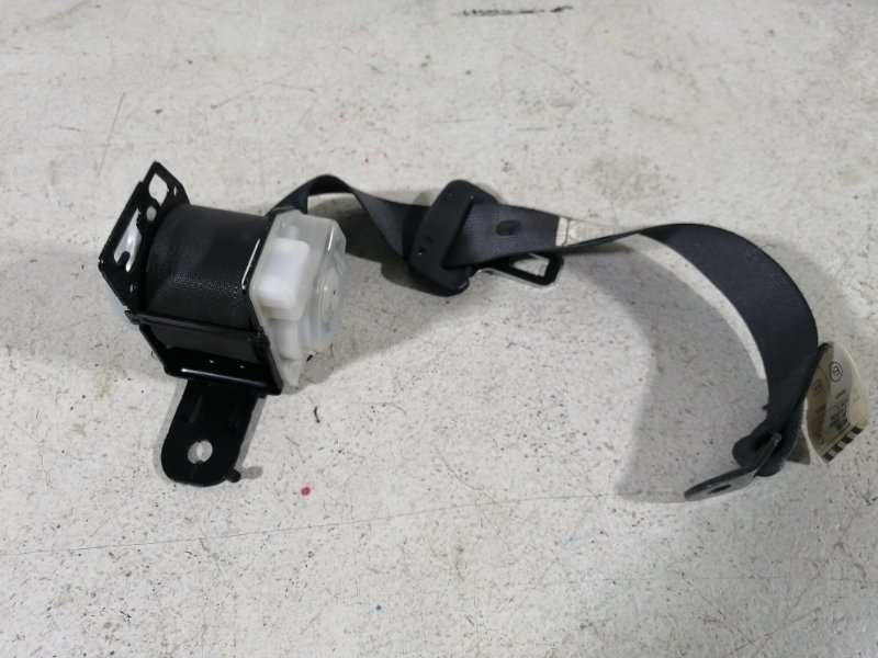 Ремень безопасности Toyota Corolla 120 E120 2001 задний правый (б/у)