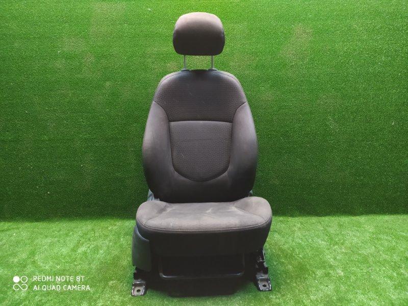 Сиденье Hyundai Solaris 1 RB 2011 переднее правое (б/у)