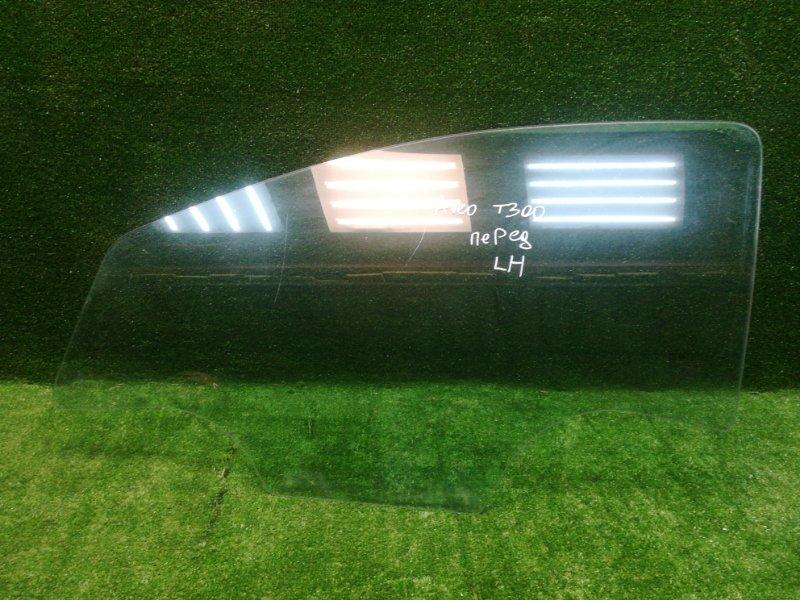 Стекло двери Chevrolet Aveo T300 T300 1.6 F16D4 2013 переднее левое (б/у)