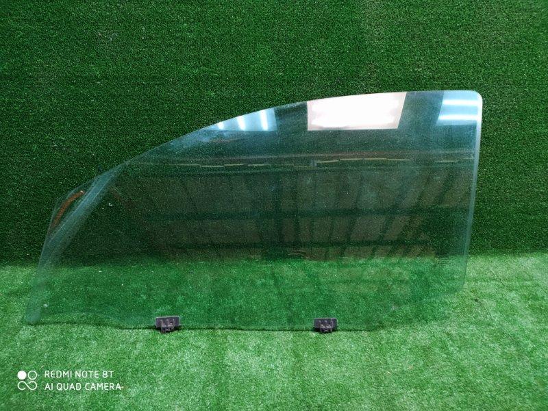 Стекло двери Nissan Qashqai 1 переднее левое (б/у)