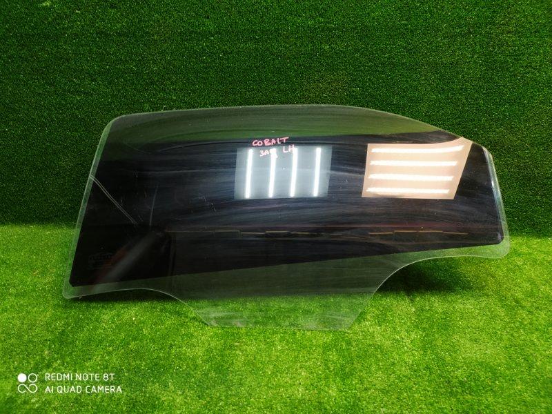 Стекло двери Chevrolet Cobalt 2011 заднее правое (б/у)