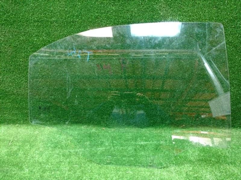 Стекло двери Chevrolet Aveo T250 2005 заднее правое (б/у)