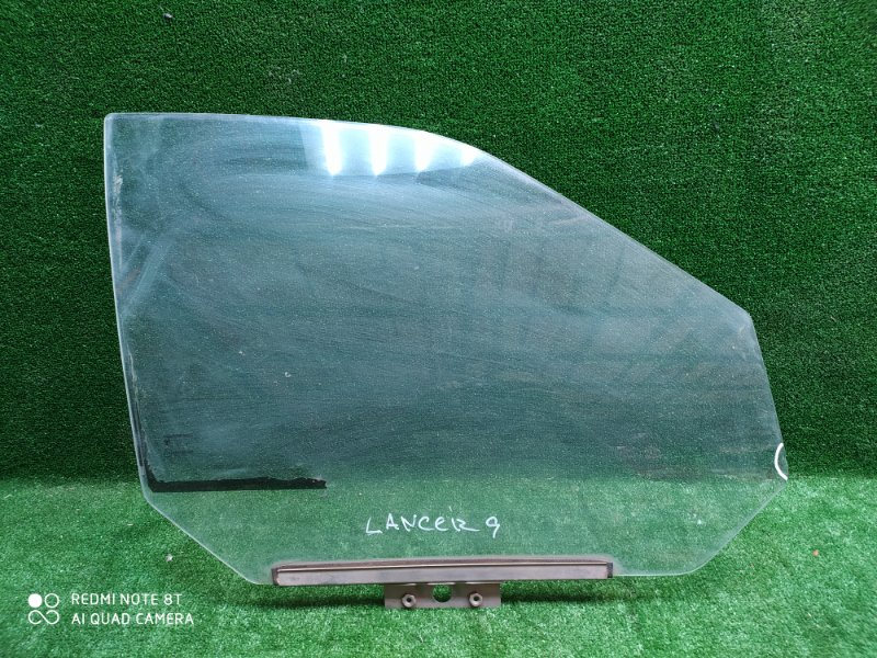 Стекло двери Lada 2114 2007> переднее правое (б/у)