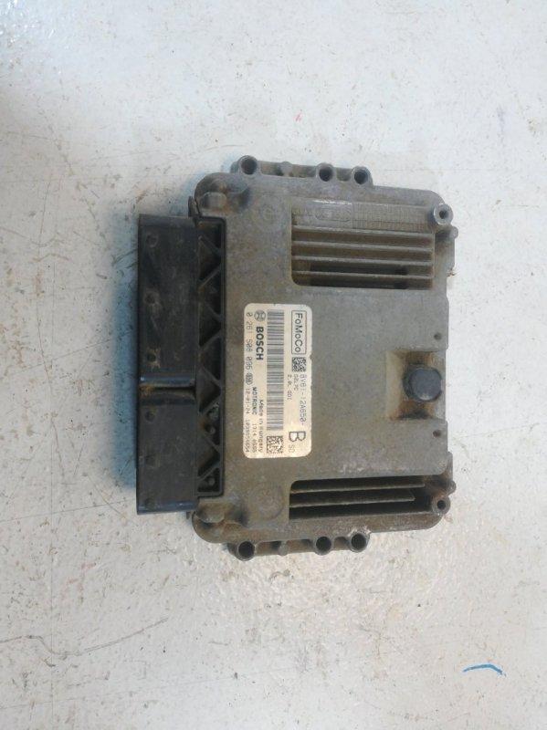 Блок управления двигателем Ford Focus 3 CB XQDA 2012 (б/у)