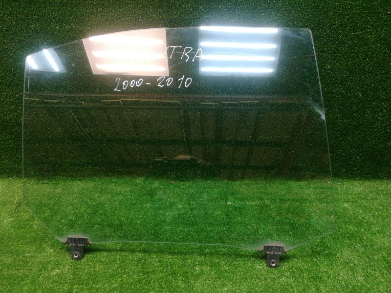 Стекло двери Hyundai Elantra 3 HD 2000 заднее правое (б/у)