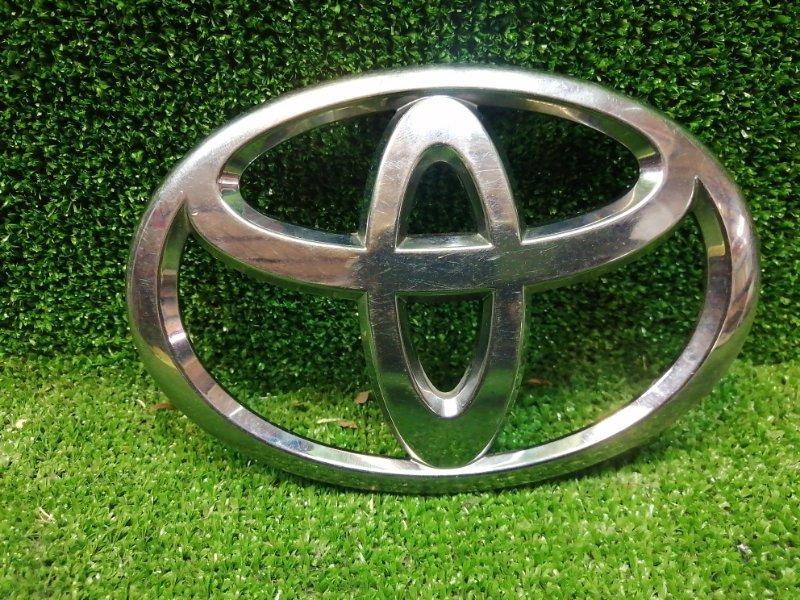 Эмблема Toyota Highlander 2 XU40 2007 (б/у)