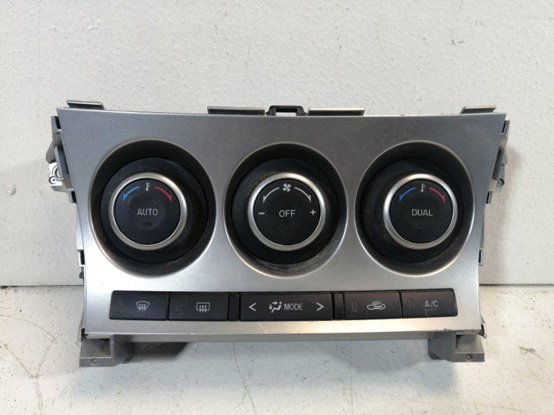 Блок управления климат-контролем Mazda 3 BL 1.6 2011 (б/у)