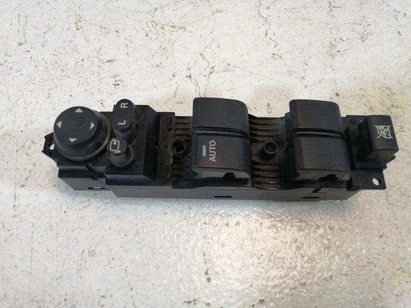 Блок управления стекло подъемниками Mazda 3 BL 1.6 2011 (б/у)