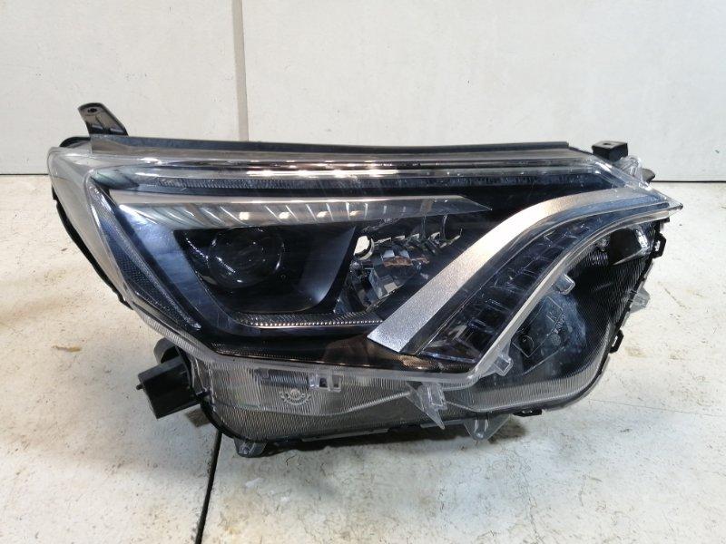 Фара правая Toyota Rav4 XV40 2013 правая (б/у)