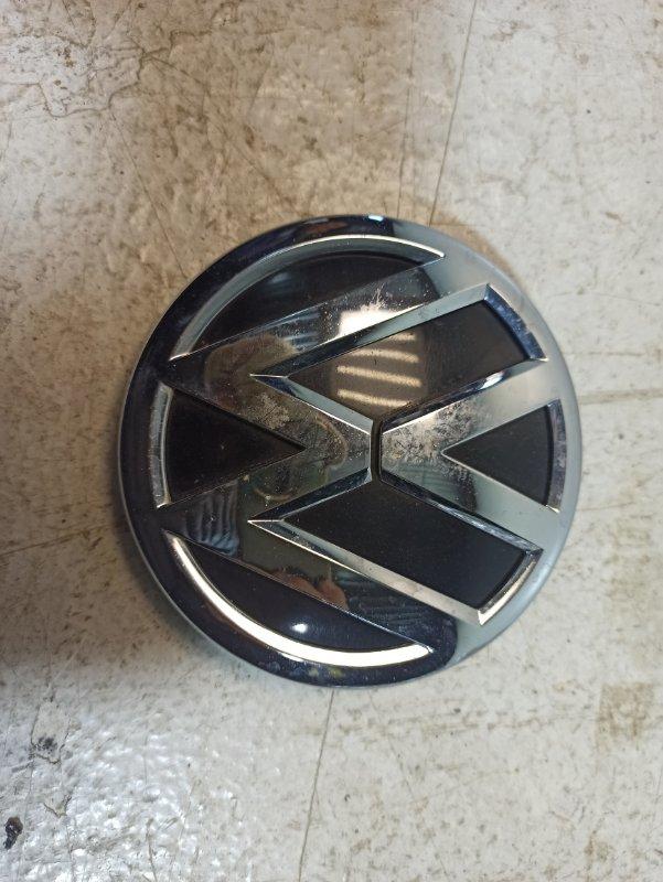 Эмблема Volkswagen Polo 602 2011 (б/у)