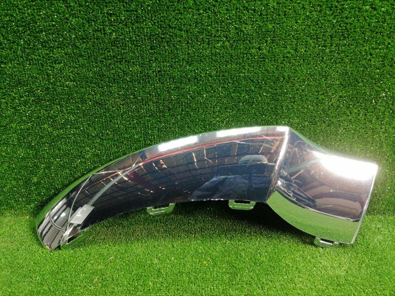 Накладка бампера передняя правая MERCEDES GLE 2015-2019 W166 A2928852400 Б/У