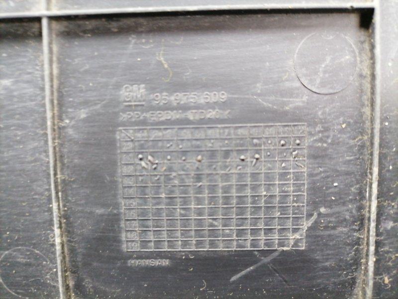 Накладка центральной консоли передняя левая CHEVROLET CRUZE J300