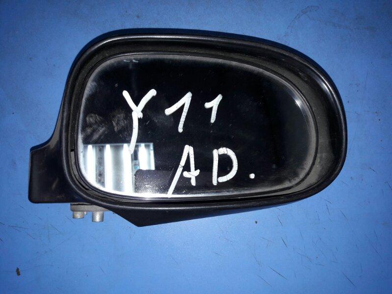 Зеркало Nissan Ad Y11 2000 правое