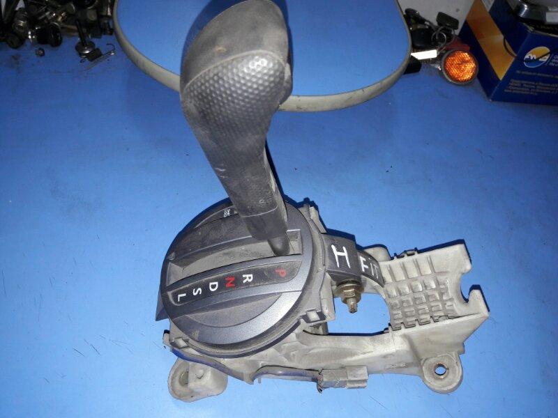 Рычаг переключения кпп Honda Fit GD1 L13A 2001г