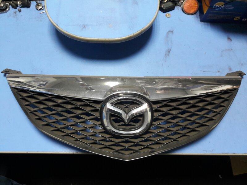 Решетка радиатора Mazda Atenza GGEP LF