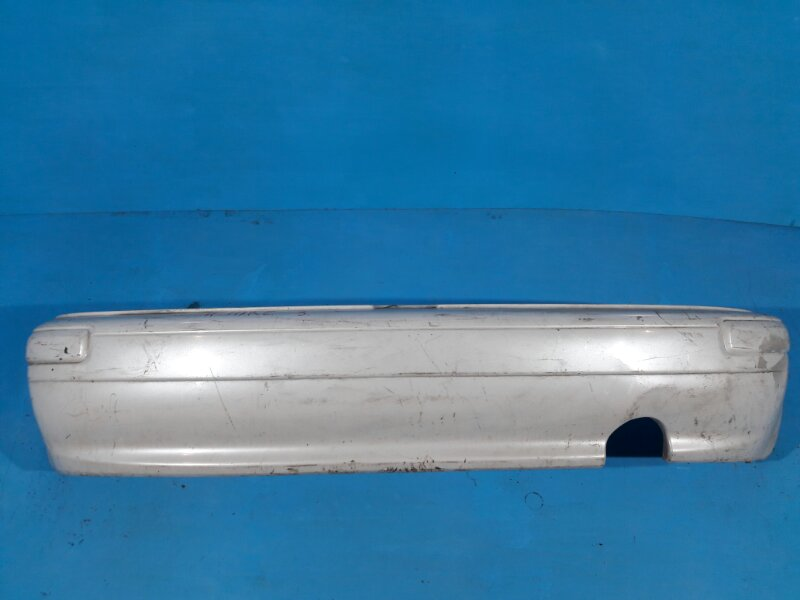 Бампер Nissan March K11 CG10-DE 1998г задний