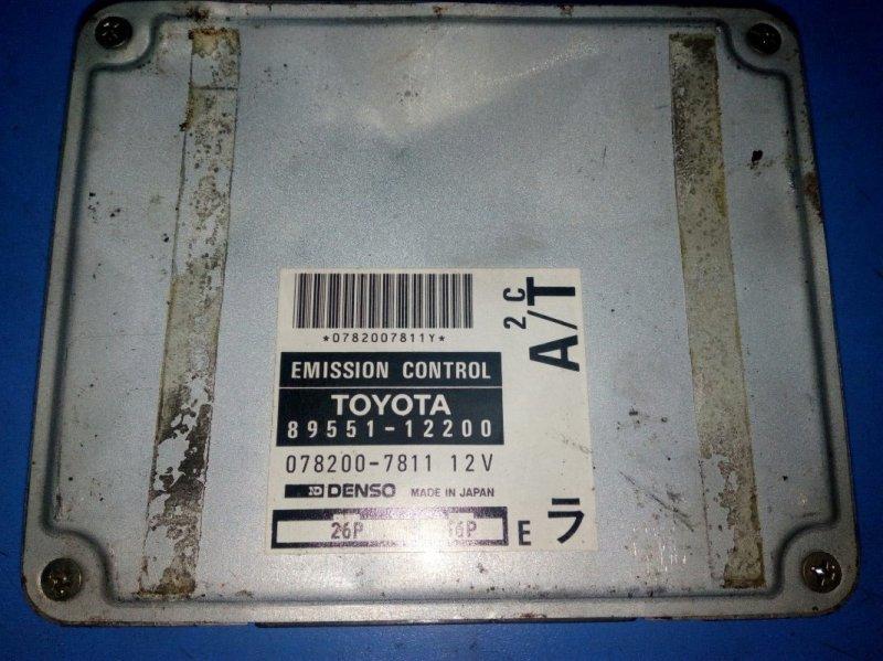 Блок управления efi Toyota Sprinter CE110 2C
