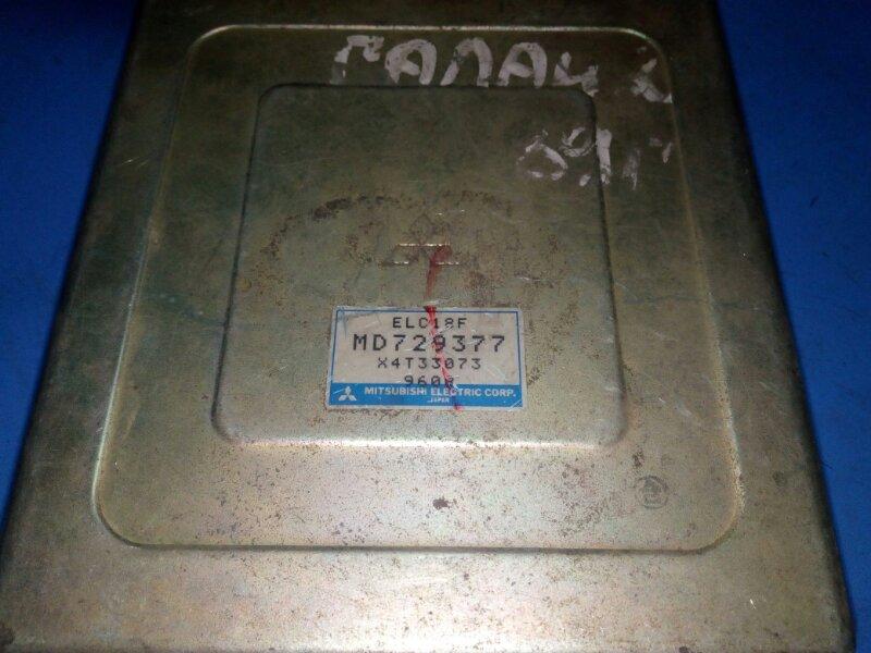 Блок управления efi Mitsubishi Galant E31A 4G32 1989г