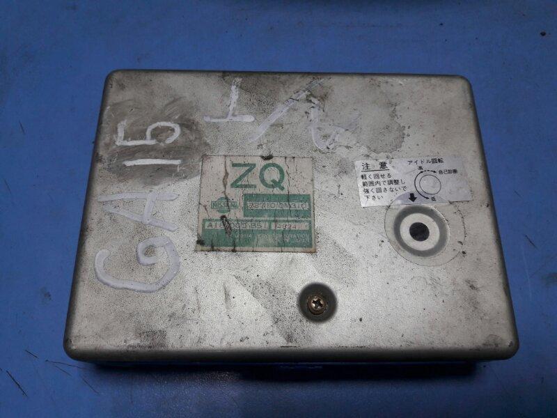 Блок управления efi Nissan Sunny FB14 GA15