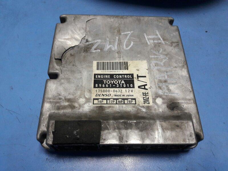 Блок управления efi Toyota MCV20 2MZ
