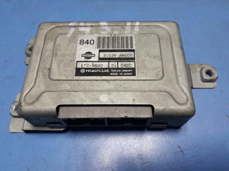 Блок переключения кпп Nissan March K11 CG10-DE 1998г