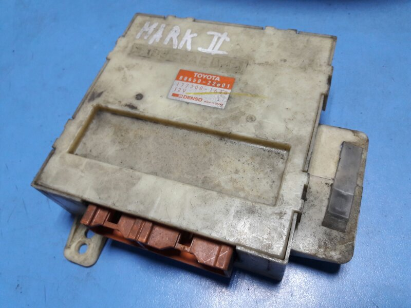 Электронный блок Toyota Mark Ii GX90 1G-FE